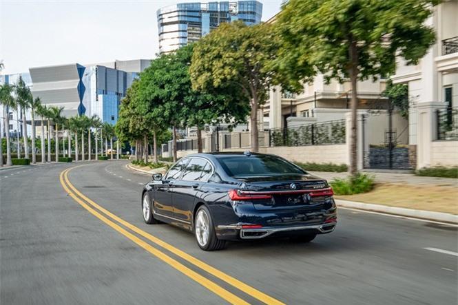 Ngắm nhìn sedan đắt giá nhất của BMW ở Việt Nam - ảnh 5