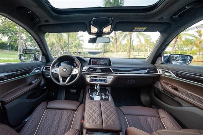 Ngắm nhìn sedan đắt giá nhất của BMW ở Việt Nam - ảnh 6