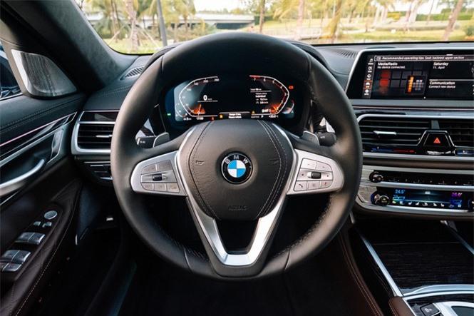 Ngắm nhìn sedan đắt giá nhất của BMW ở Việt Nam - ảnh 7