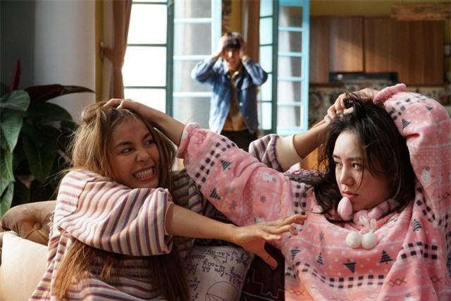 """Nữ diễn viên """"Nhà trọ Balanha"""" có gương mặt giống Hoàng Thùy Linh - Ảnh 1."""
