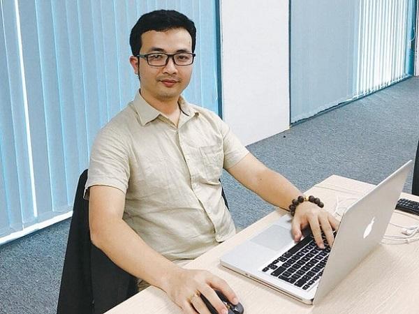 Ông Phan Bá Mạnh – Tổng giám đốc công ty Công nghệ Vận tải An Vui