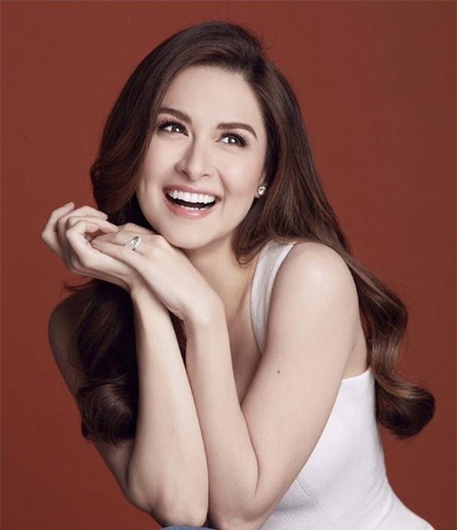 """Rộ tin """"Mỹ nhân đẹp nhất Philippines"""" mang thai lần 3 - 5"""