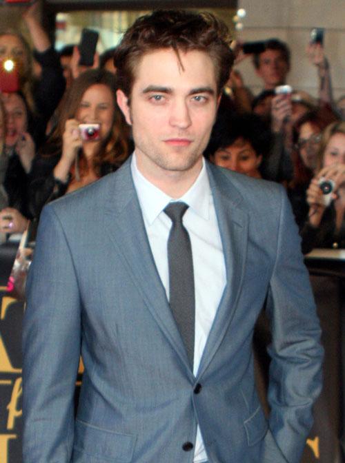 3. Robert Pattinson