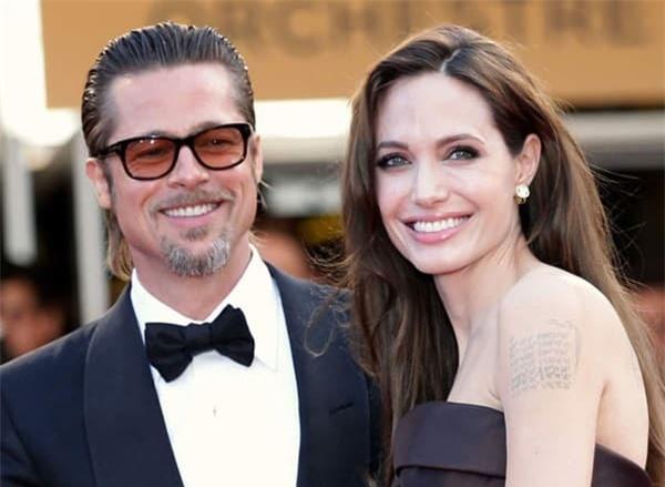 Angelina Jolie và Brad Pitt thân thiết hơn trong thời gian cách ly 1