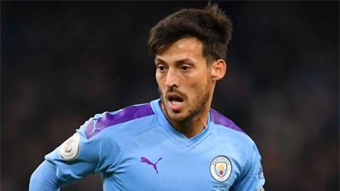 David Silva đồng ý gia hạn hợp đồng với Man City