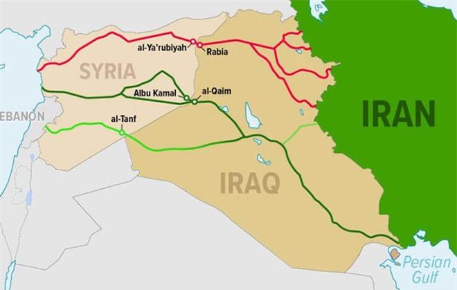 Giãy dụa trong bàn tay phù thủy của Nga, Mỹ-Israel tính tung quân ép chết Iran ở Syria? - Ảnh 3.