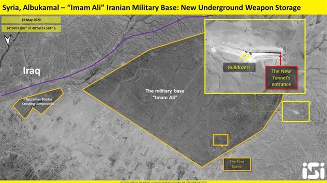 Giãy dụa trong bàn tay phù thủy của Nga, Mỹ-Israel tính tung quân ép chết Iran ở Syria? - Ảnh 4.