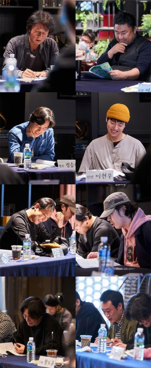 Park Seo Joon xuất hiện bảnh bao bên cạnh 'tiểu thư xinh đẹp' IU, cư dân mạng trầm trồ chưa gì đã thấy hot! 3
