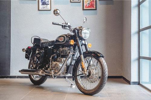 Royal Enfield Bullet 500 2020. Ảnh: Tạp chí Ôtô Xe máy Việt Nam.