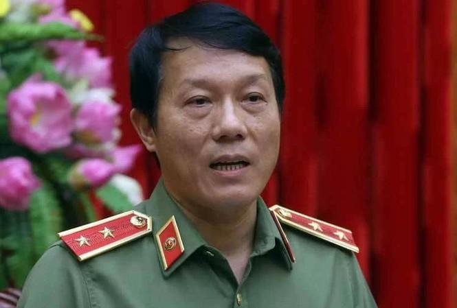 Trung tướng Lương Tam Quang, Thứ trưởng Bộ Công an