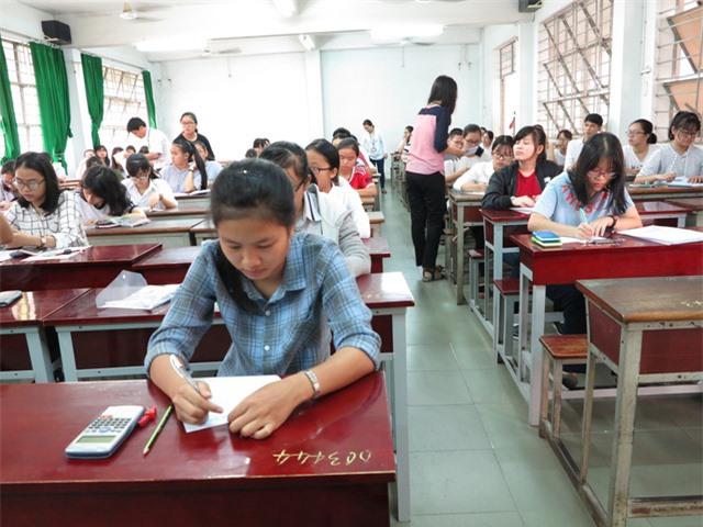 Đại học Quốc gia TP.HCM chỉ tổ chức một đợt thi đánh giá năng lực - Ảnh 1.