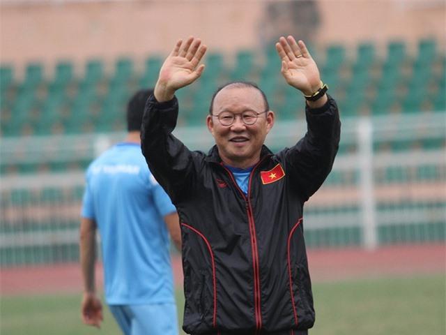 HLV Park Hang Seo thuận lợi hơn hẳn các đồng nghiệp dự AFF Cup 2020 - 1