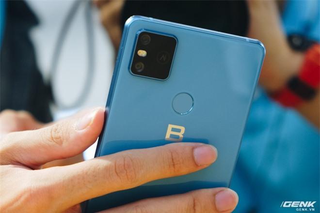 Không phải camera, đây mới là tính năng đột phá nhất trên Bphone B86 - Ảnh 1.