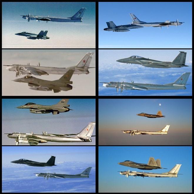 Thật khiếp đảm, phi công F-22 Mỹ thốt lên sau khi đánh chặn siêu máy bay Tu-160 Nga - Ảnh 2.