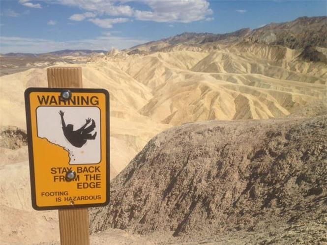 1001 thắc mắc: Thung lũng Chết nằm ở đâu, có điều gì lạ kỳ nhất thế giới? - ảnh 1