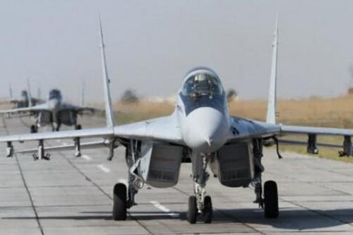 Không quân Syria đã nhận thêm 6 tiêm kích MiG-29. Ảnh: Avia-pro.
