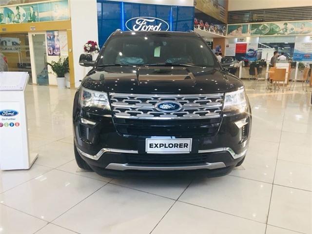 Ford Explorer 2019.