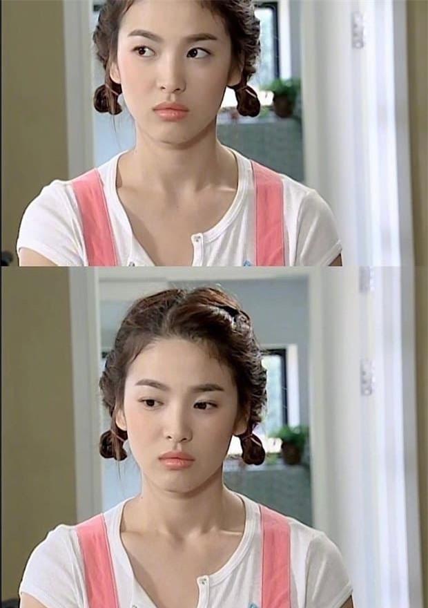 Ngắm lại vẻ đẹp 'sắc nước hương trời' của Song Hye Kyo thuở 'Full House' mới hiểu vì sao Hyun Bin, Song Joong Ki mê như điếu đổ 4
