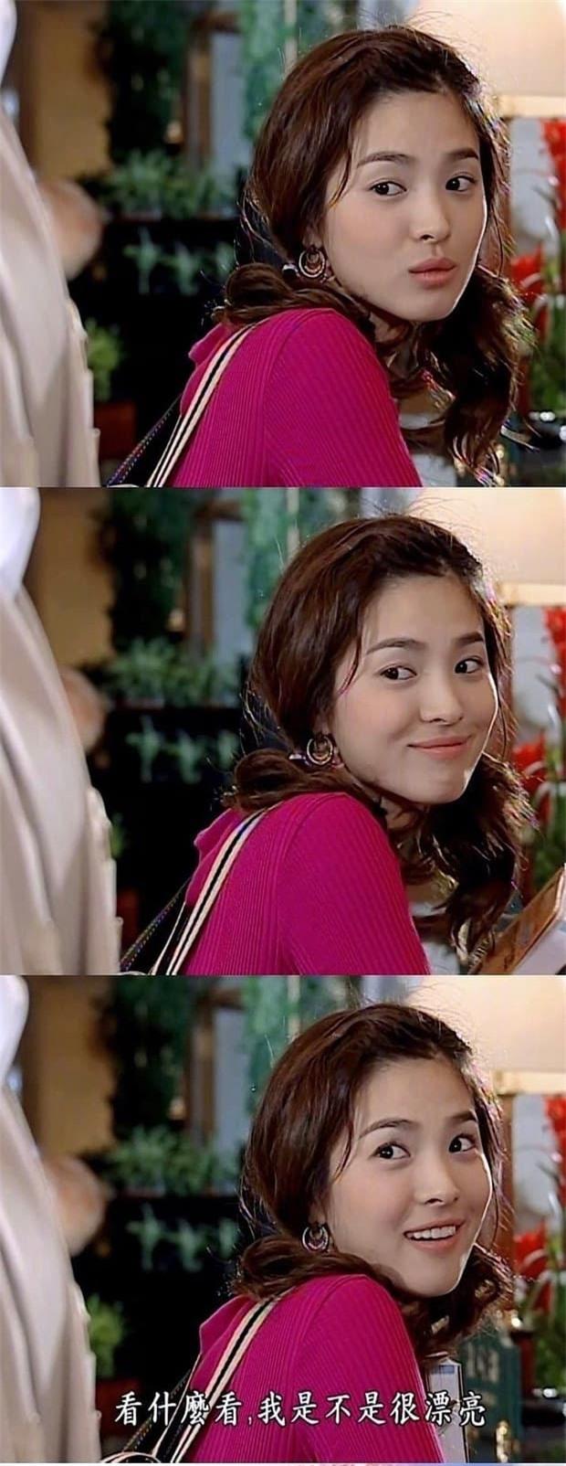 Ngắm lại vẻ đẹp 'sắc nước hương trời' của Song Hye Kyo thuở 'Full House' mới hiểu vì sao Hyun Bin, Song Joong Ki mê như điếu đổ 2