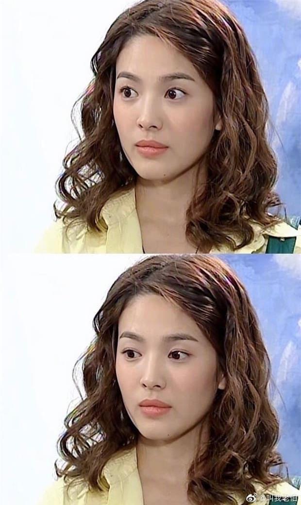 Ngắm lại vẻ đẹp 'sắc nước hương trời' của Song Hye Kyo thuở 'Full House' mới hiểu vì sao Hyun Bin, Song Joong Ki mê như điếu đổ 1