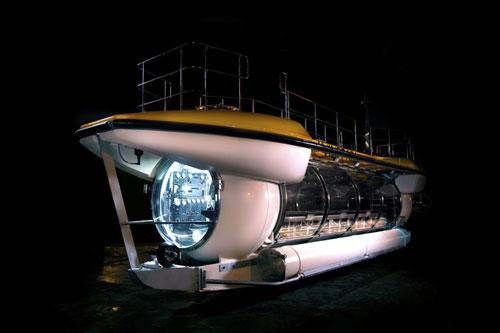 Theo giá niêm yết của nhà sản xuất, chiếc tàu lặn Triton DeepView 24 có giá lên tới 7,7 triệu USD và thời gian chờ nhận tàu là 18 tháng từ khi đặt hàng. Ảnh: Triton.