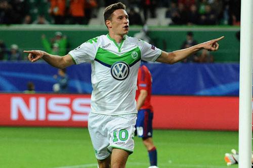 2. Julian Draxler (Wolfsburg mua từ PSG năm 2015, với giá 43 triệu euro).