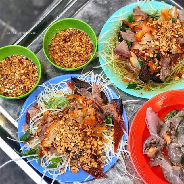 Loạt món trộn ngon được yêu thích ở Hà Nội - Ảnh 2.