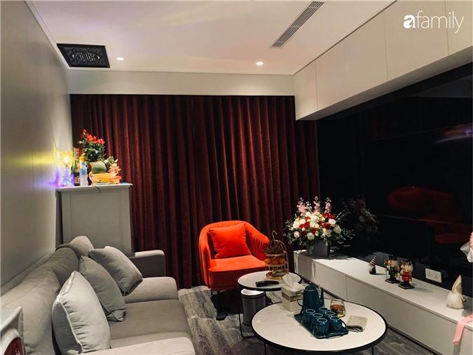 Ngắm không gian sống thư giãn cuối tuần của nữ MC Hải Vân trong căn hộ cao cấp 120m² ngay giữa lòng thành phố  - Ảnh 7.