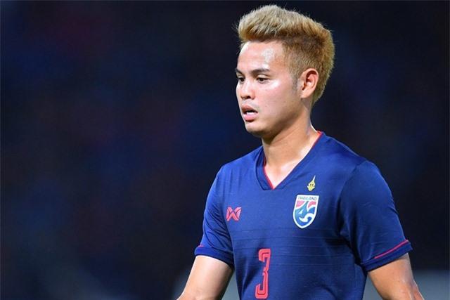 """Theerathon: """"Bóng đá Thái Lan vươn tầm nhờ xuất ngoại"""" - 1"""