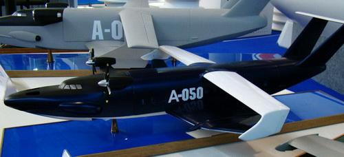 Nga sắp hoàn thành phát triển chiếc ekranoplan mang tên Chaika. Ảnh: RT.