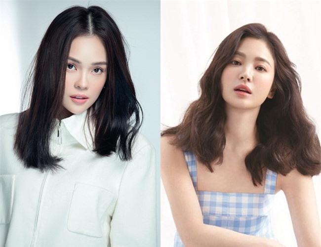 Dương Cẩm Lynh - Song Hye Kyo