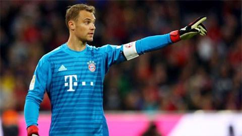 Bayern tự tin giữ chân được Neuer