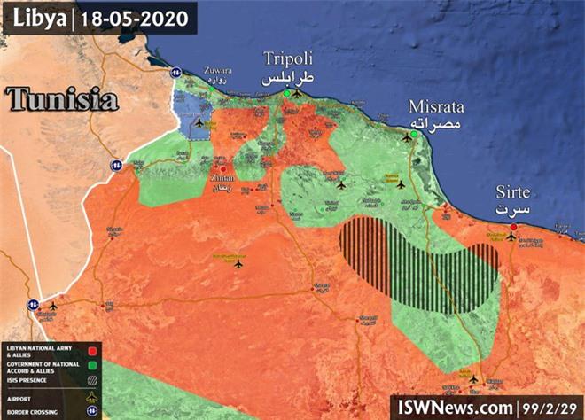 Chiến sự Libya diễn biến sốc: Rúng động vụ hàng loạt vũ khí Nga hiện đại bị bắt sống - Ảnh 4.