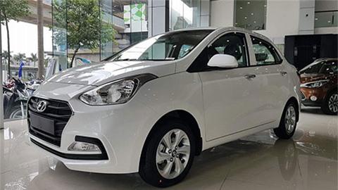 Hyundai Grand i10 giá rẻ, hạ knock-out Kia Morning, Honda Brio thống lĩnh phân khúc hạng A