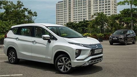 Mitsubishi Xpander dẫn đầu phân khúc MPV 7 chỗ giá rẻ, Toyota Avanza 'đội sổ'