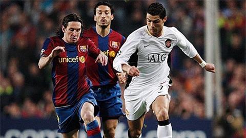 Ronaldo và Messi lần đầu gặp nhau như thế nào?