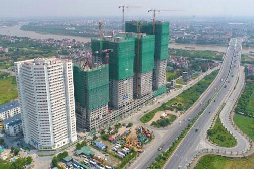 Eurowindow River Park là Dự án đầu tiên triển khai mô hình quản lý căn hộ dịch vụ của CenLand (Ảnh: TL)