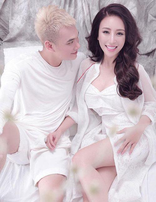 Vợ chồng Khắc Việt - Thảo Bebe