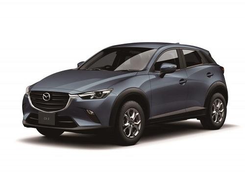 Mazda CX-3 nhận thêm động cơ và màu sơn mới