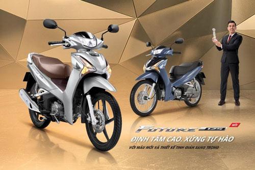 Honda Future 2020.