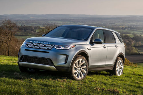 8. Land Rover Discovery Sport.