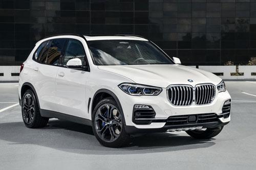 9. BMW X5.