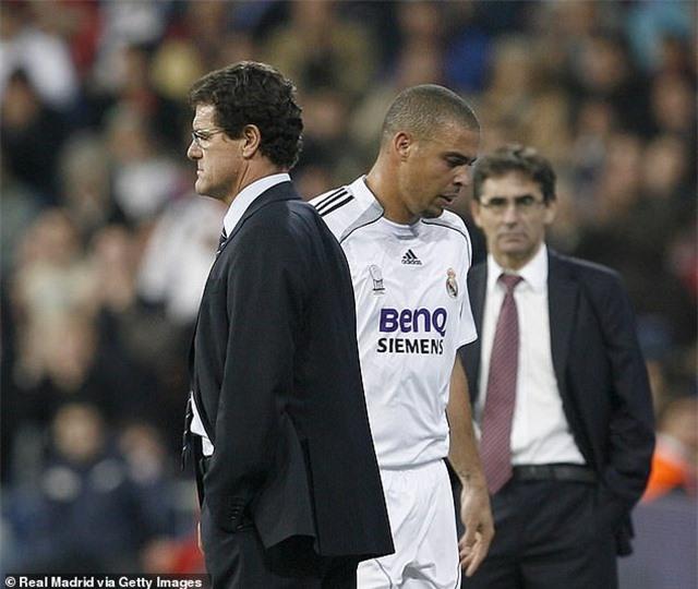 Capello tiết lộ lý do bán Ronaldo chỉ sau 6 tháng tiếp quản Real Madrid - 1