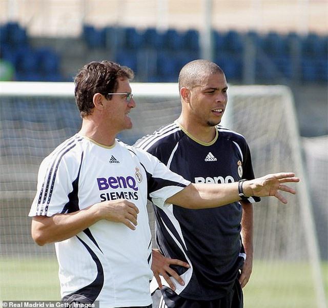 Capello tiết lộ lý do bán Ronaldo chỉ sau 6 tháng tiếp quản Real Madrid - 2