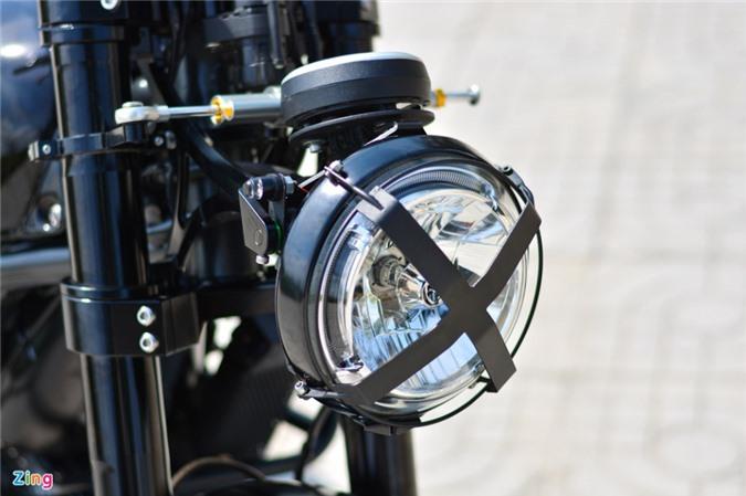 Ducati Scrambler lột xác với gói độ 200 triệu của biker Hà Nội ảnh 03