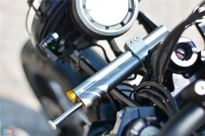 Ducati Scrambler lột xác với gói độ 200 triệu của biker Hà Nội ảnh 04