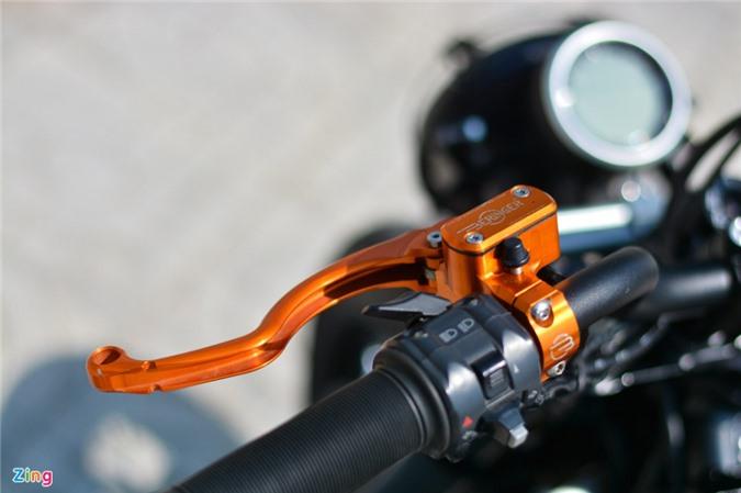 Ducati Scrambler lột xác với gói độ 200 triệu của biker Hà Nội ảnh 05