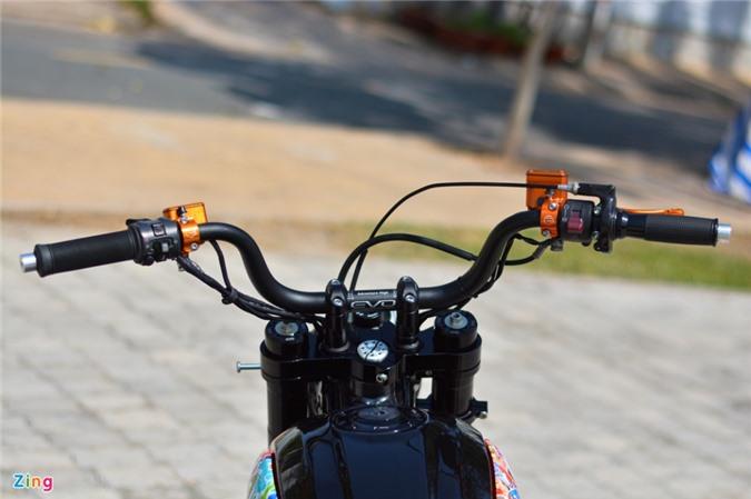 Ducati Scrambler lột xác với gói độ 200 triệu của biker Hà Nội ảnh 07