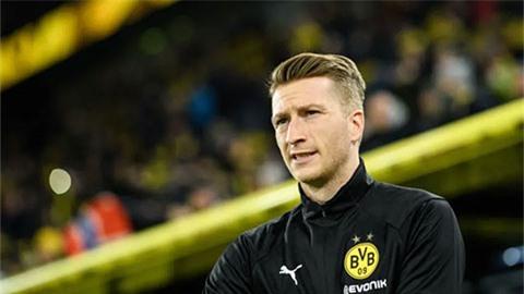 Reus lỡ trận Dortmund vs Bayern, có thể phải nghỉ hết mùa