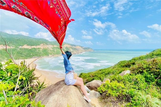 Sống ảo ở những điểm lạ mà quen khi vi vu Phú Yên, Quy Nhơn ảnh 04